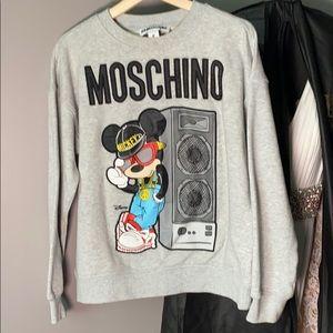 Hm x moschino sweater